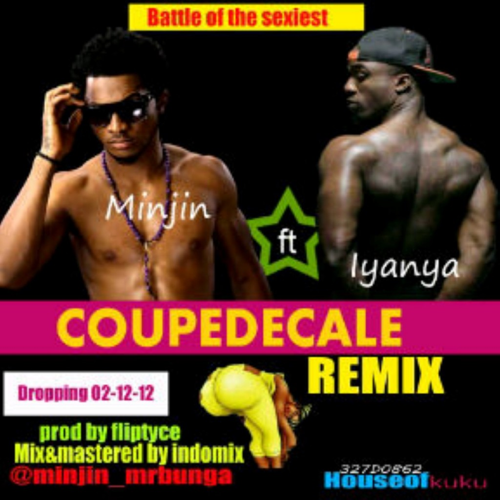 Minjin Ft. Iyanya – Coupe Decale Remix [Official Video]