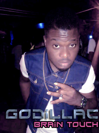 NEW MUSIK : GODILLAC -BRAIN TOUCH