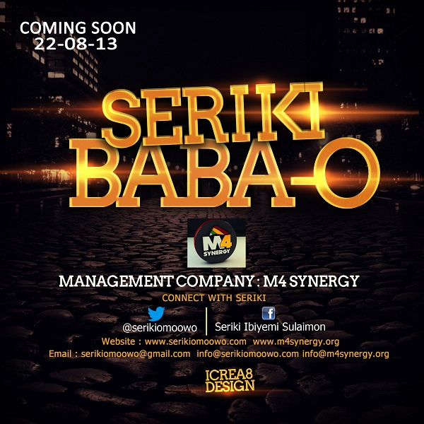 NEW MUSIC :SERIKI 25 QUESTIONS