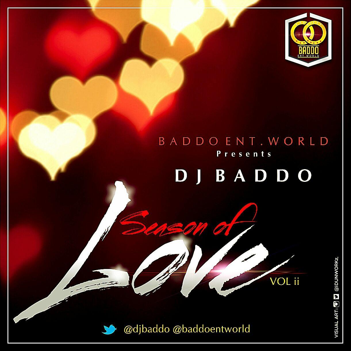 DJ BADDO SEASON OF LOVE VOL 2