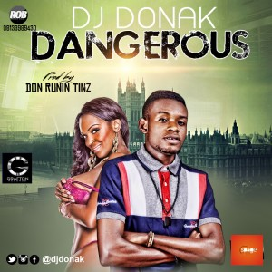 DJ DONAK DANGEROUS ART 1