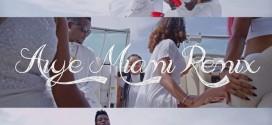 VIDEO: Lace – Aiye Miami (Remix) Ft Reekado Banks & Pasuma