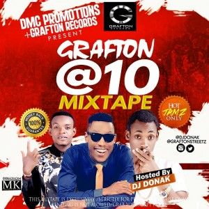 GRAFTON@10 Mix ART
