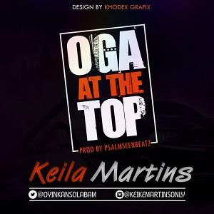 Keila Martins _ OGA AT THE TOP @oyinkansolabam