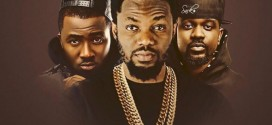 Spanking New Music-Omar Sterling – Swag Ft. Ice Prince & Sarkodie