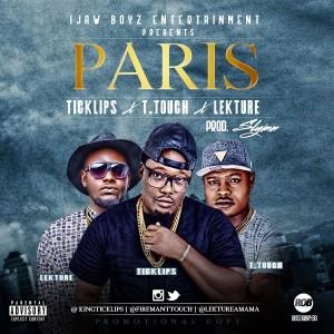 PARIS ARTWORK 1