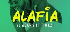 New Video: VJ Adams – Alafia Ft. Tiwezi