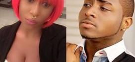 Shots Fired!! Cynthia Morgan And Davido Go At Each Other On Social Media