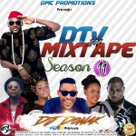 DJ DONAK DTV DA MIXTAPE SEASON 11 Art