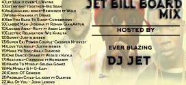 Mixtape -DJ JET BILLBOARD MIX  @iam_deejayjet