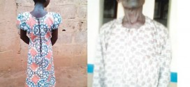 75-Year-Old Man Rapes 11-Year-Old Girl With Autism In Ogun (Photo)