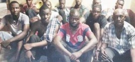 We Run Shifts To Rob Victims In Lagos – Traffic Robbery Gang (Photo)