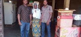 At Last! Good Nigerians Come To Rescue Mother Of Late Nigerian Football Legend, Rashidi Yekini (Photos)