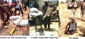 Female Boko Haram Member Nabbed During Operation (Photo)