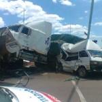 Tipper-Tanker-Accident
