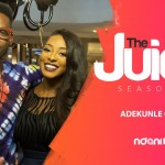 Adekunle Gold On The Juice: From The King Of Photoshop To RnB Star