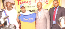 PHOTOS: Humblesmith bags his foremost Endorsement Deal