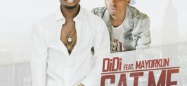 "Didi & MayorKun Turned up on this | Listen to ""Gat Me"" Prod. By Pheelz"