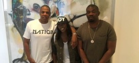 What's Cooking? Jay Z, Don Jazzy & Tiwa Savage All Together