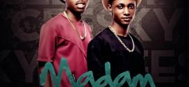 MUSIC : CeeSky – MADAM @ceesky_MorAh @ceesky_emeka