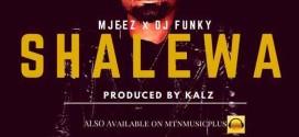 Mjeez – Shalewa ft. DJ Funky