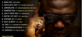 Illbliss Unveils Track List For 4th Studio Album ILLYGATY 7057