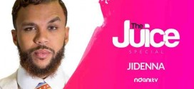 VIDEO: Jidenna On 'The Juice' With Dorcas Fapson