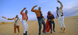 Kenyan Boy Band Sauti Sol Win Best African Group At Afrimma