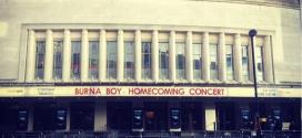 Burna Boy's Epic Entrance Killed His UK Concert; See Social Media Comments