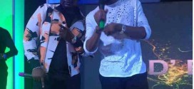 VIDEO: Wande Coal And D'Banj Treat Fans To A Brief Moment Of Nostalgia