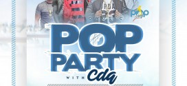 AfroMusic Pop Tv Brings #PopParty with  CDQ alongside Fizikal Ochampepe, D'swade,  Emmanuel Luther and  Yovi to Igando @cutekimani@afromusicpop  @cdqolowo  @fizikal_ochampepe @dswadee @emmanuelluther @yoviofficial