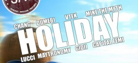 VTek – Holiday Ft. Capital Femi, Mike The Myth, Dumebi, Chang, Lucci, Maytronomy & Gidii
