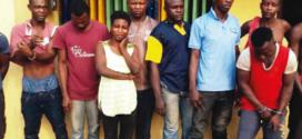 Female Cult Leader Who Masterminded Clash In Ogun Arrested (Photo)