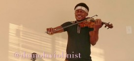 I JUST FELL IN LOVE CHECK OUT  This Violin Remix Of Runtown's Mad Over You By Demola Violinist