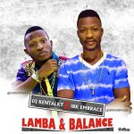 DJ KENTALKY FT. IBK EMBRACE ART