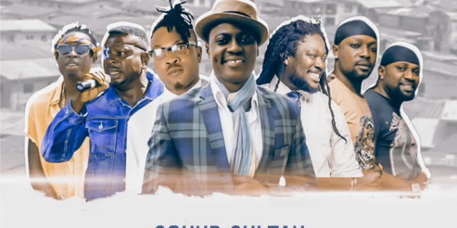 VIDEO PREMIERE: Sound Sultan – Ghetto Love Ft. Daddy Showkey, Baba Fryo, Marvelous Benji, African China & Danfo Drivers