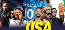"""Coast2Coast Usa Mixtape Present Ace Dj R-Jay  """"Usa 2 Lagos Mix  @DJR_JAY"""