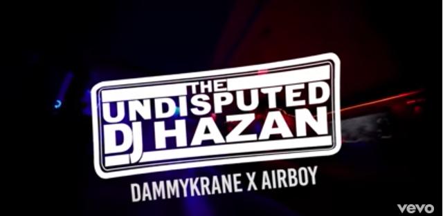 VIDEO: DJ Hazan – Bolanle Ft. Dammy Krane, Airboy
