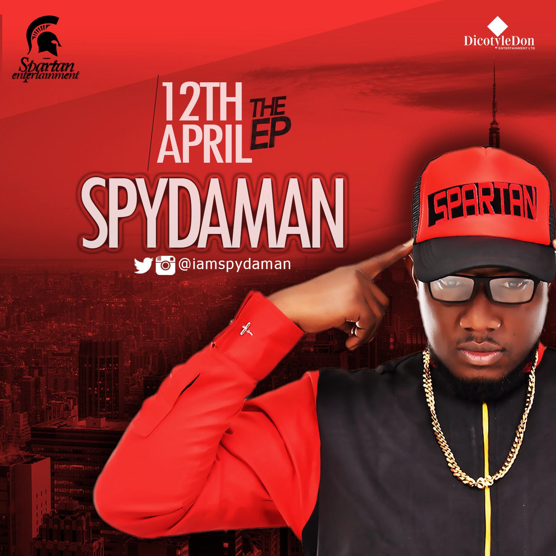 SPYDAMAN EP