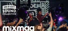 VIDEO: DJ Spinall Spins Afrobeats in The Lab NYC