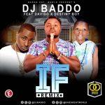 Dj Baddo Ft Davido & Destiny Boy - IF Remix