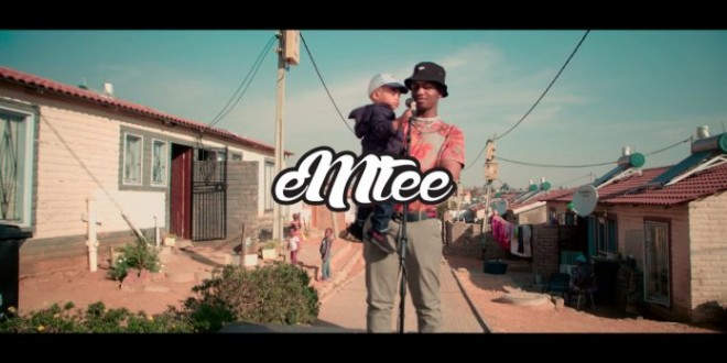 VIDEO: Emtee – Ghetto Hero