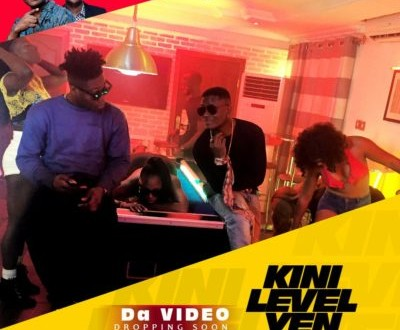 VIDEO: Klever Jay – Kini Level Yen ft. Reekado Banks