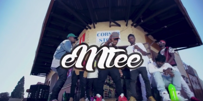 VIDEO: Emtee – Corner Store